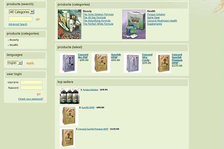 Glowherbalgenic U.S.A.-Home Page