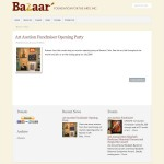 Bazaar Foundation News Page