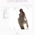 Single model page with automatic/manual slider gallery and booking button